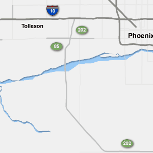 Traffic Map Phoenix Az.Sigalert