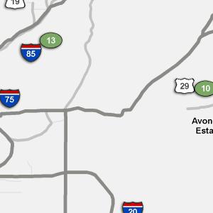 King 5 Traffic Map.Fox 5 Atlanta Traffic Waga