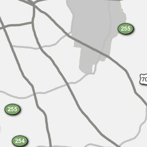 Traffic Condition Maps - Tennessee - Nashville region