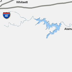 Traffic Condition Maps - North Carolina - Greensboro region