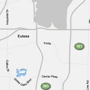 Traffic Condition Maps - Texas - Dallas region