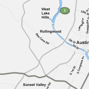 Traffic Condition Maps - Tetxas - Austin region