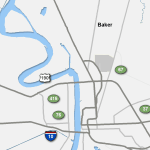 Louisiana Traffic Map.Your Traffic On Wafb Com