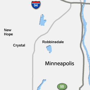 Traffic Condition Maps Minnesota Minneapolis Region