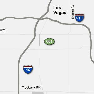 Traffic Condition Maps Nevada Las Vegas Region