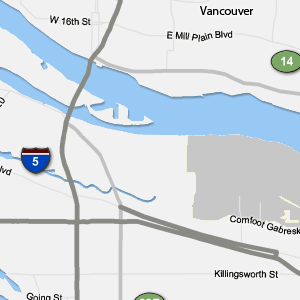 Traffic Condition Maps Oregon Portland Region