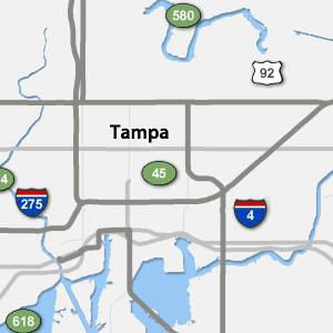 Tampa, FL Traffic | NewsRadio WFLA