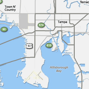 Tampa Traffic Map Tampa Traffic | Spectrum Bay News 9