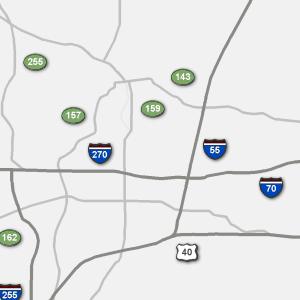 St  Louis traffic news, maps & info | stltoday com